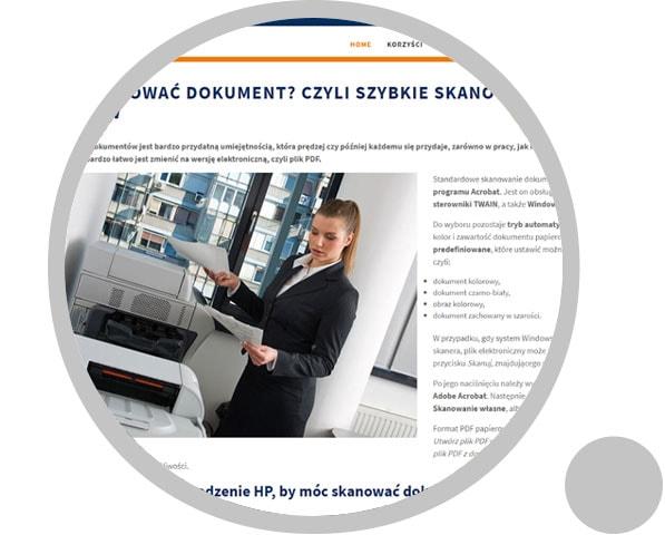 drukarkia3 logo z grafika w tle Drukarki A3</br> dla Srebrnego Partnera</br> Hewlett-Packard<small>Od 0 do 25 000 użytkowników miesięcznie w 2 lata! </br></br> branża: Technologia i komputery</small> 3