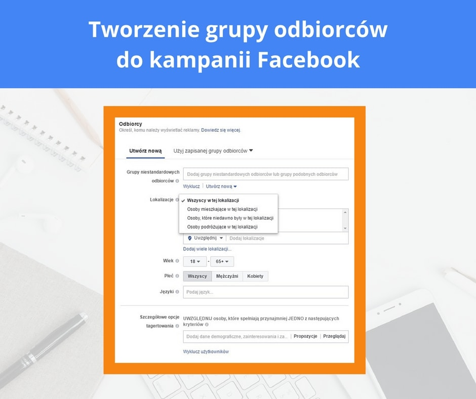 grupy-odbiorcow-kampania-facebook
