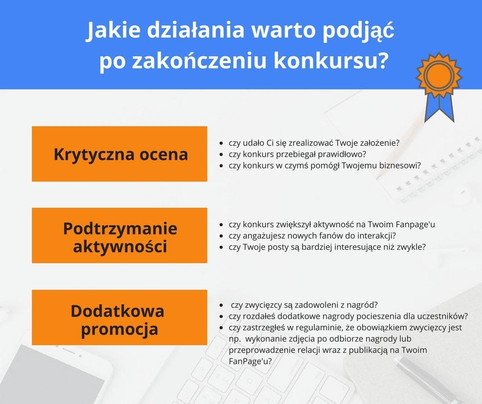 konkursy na fb 4 Konkursy na Facebooku? Organizuj je, nie łamiąc zasad! 8