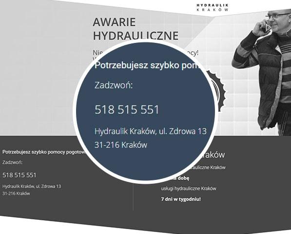 pozycjonowanie-lokalne-hydraulik-krakow