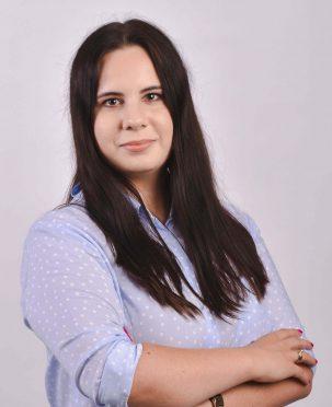 Maria Gargas specjalista ds content marketingu